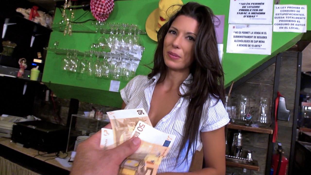 Bar Pickup Mofos Porn official seducing a spanish beauty porn video starring alexa