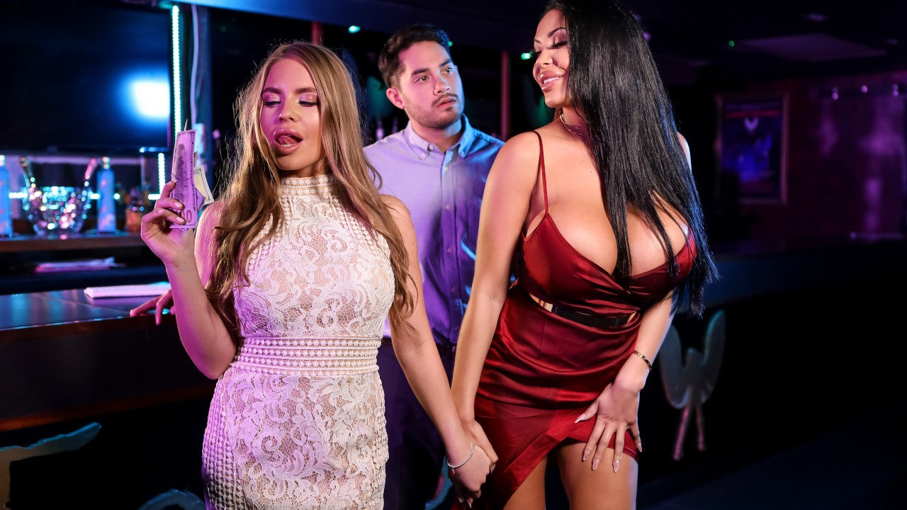 A Hot And Mean Proposition, Alessandra Jane, Anastasia Doll, [Brazzers]