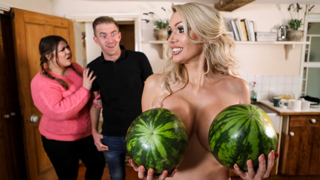 New To Nudism, Amber Jayne, Danny D, [Brazzers]