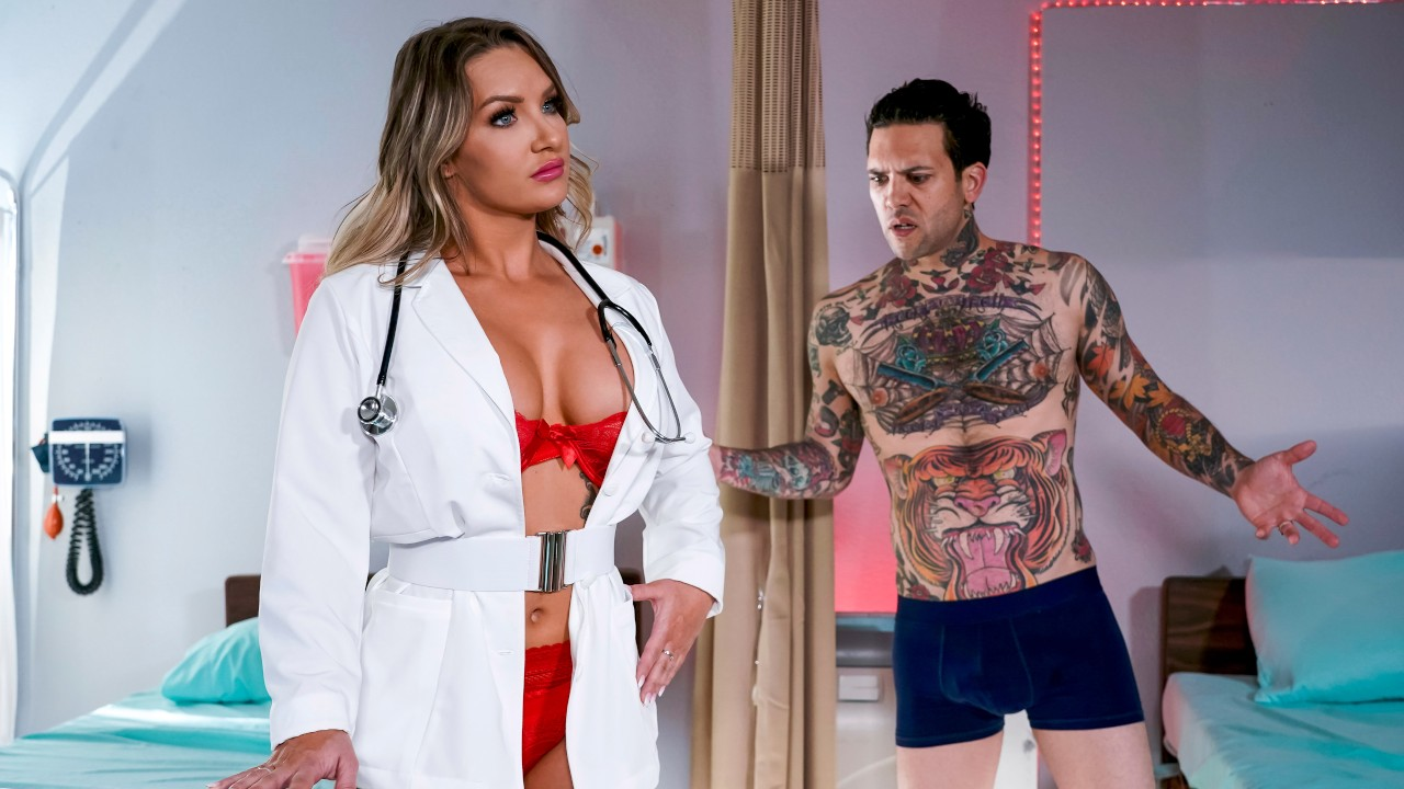 Brazzibots: Uprising Part 3, Cali Carter, Small Hands, [Brazzers]