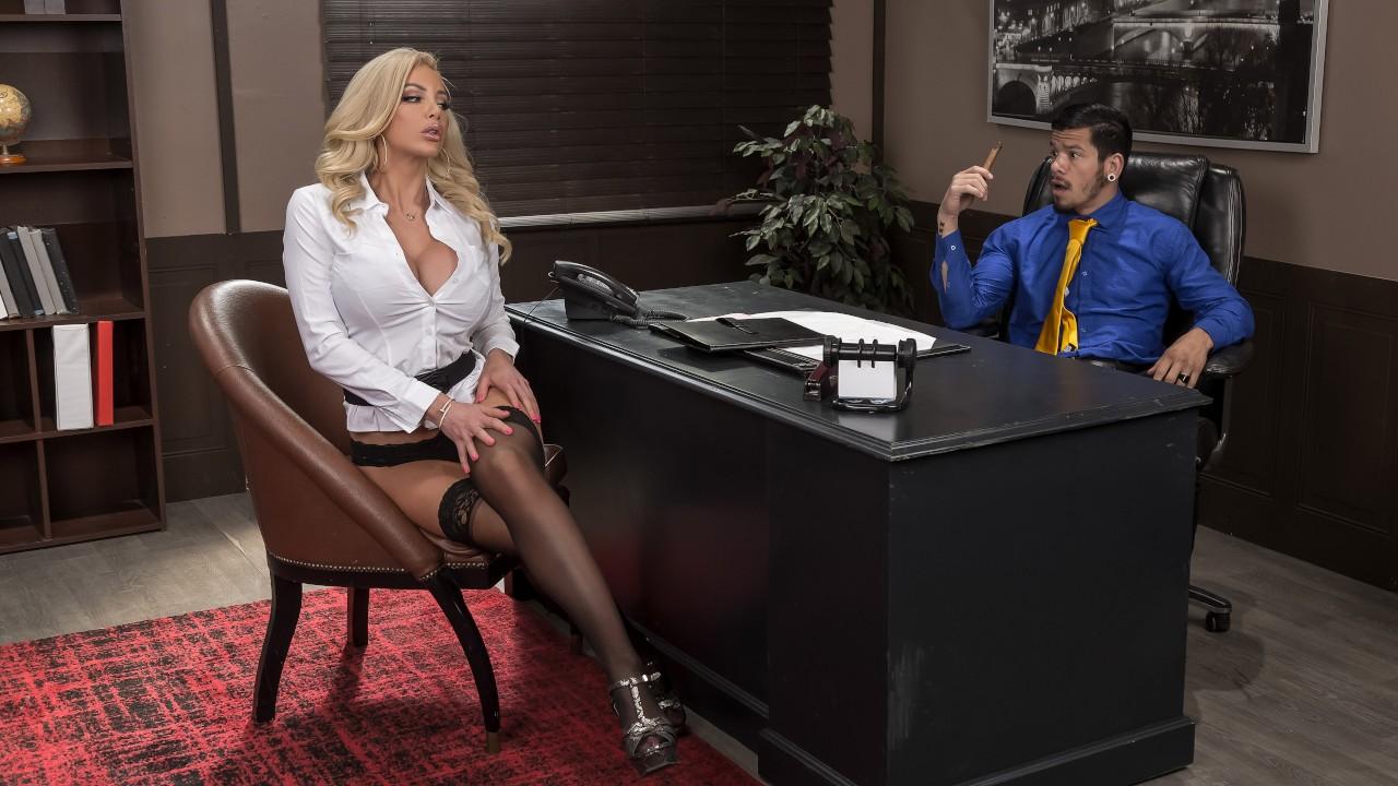 Boss For A Day, Nicolette Shea, Bambino, [Brazzers]