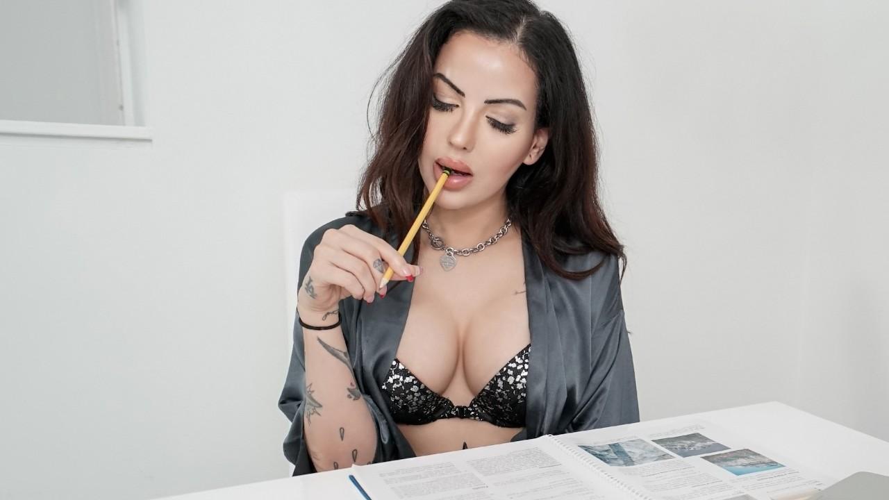 Maya bijou mofos lets try anal