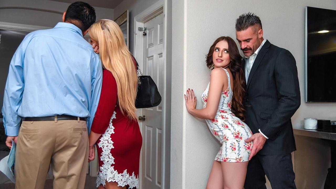 Open house porn