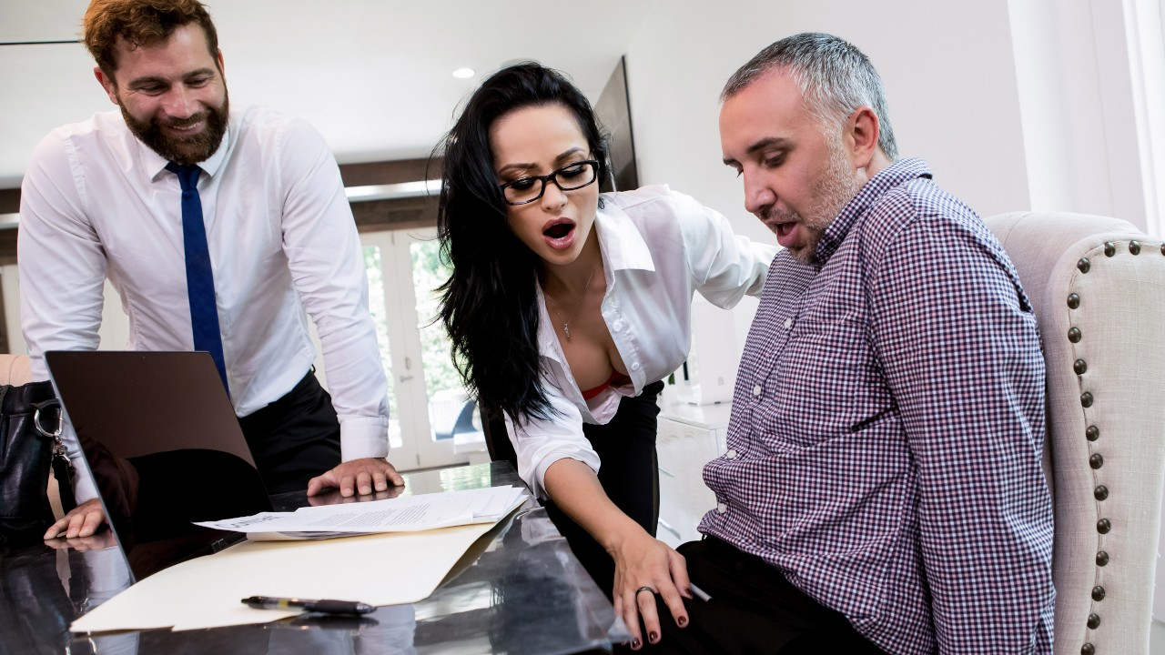 Personal Assistance, Crystal Rush, Keiran Lee, [Brazzers]