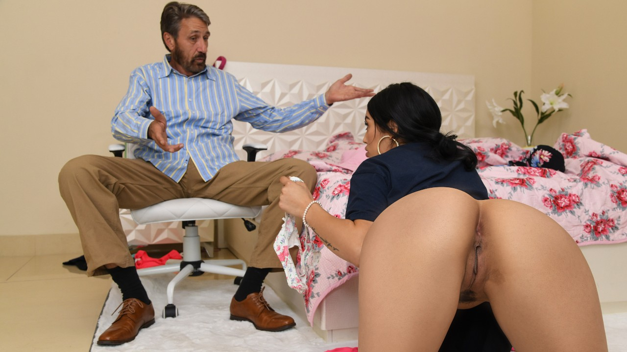 Anal About Chores, Vanessa Sky, Steve Holmes, [Brazzers]