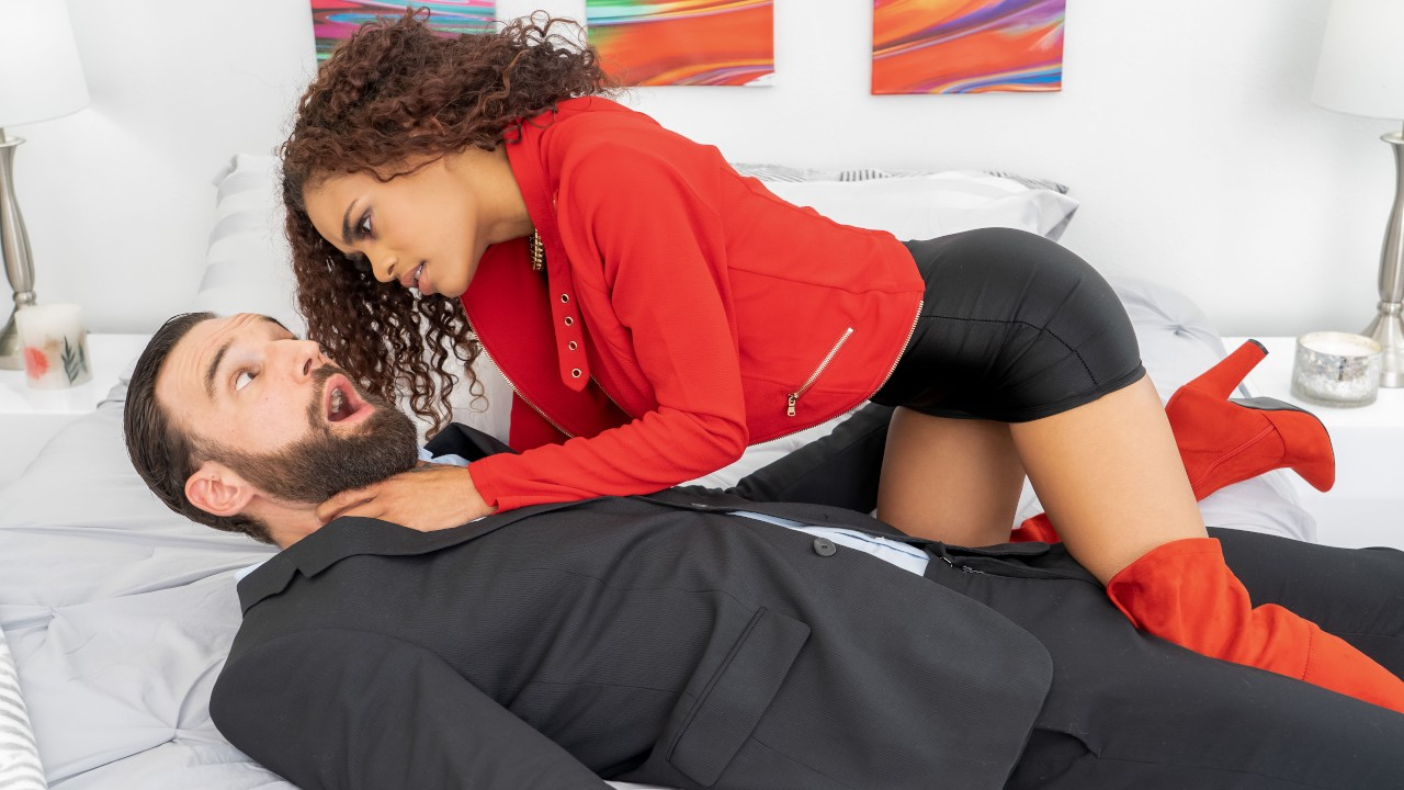 Cum And Ghost, Scarlit Scandal, Alex Legend, [RealityKings]