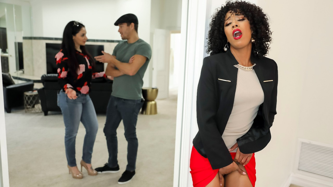 Make This House A Ho, Misty Stone, Xander Corvus, [Brazzers]