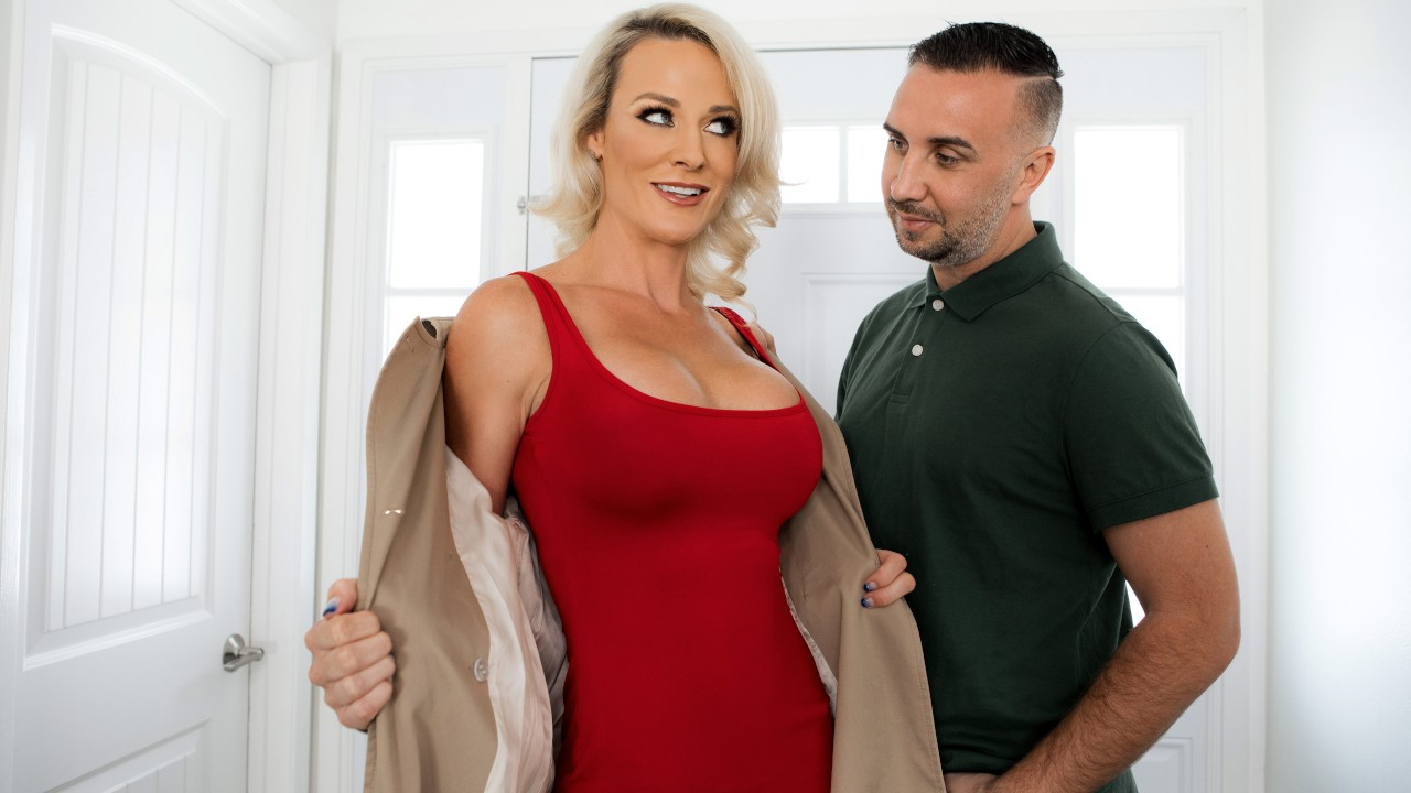 Won't You Fuck My Husband?, Sydney Hail, Keiran Lee, [Brazzers]