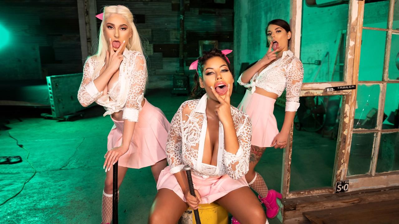 Girl Gang: Part 4 - Twistys video