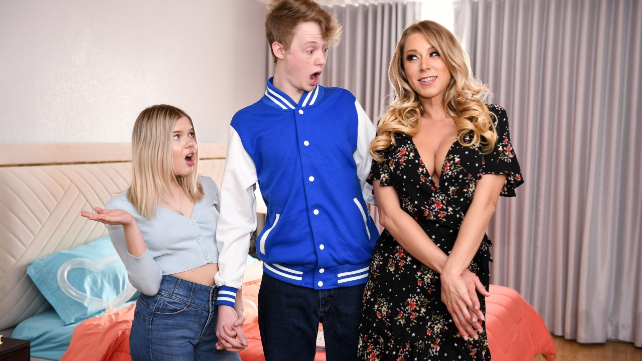 Katie Morgan, Jimmy Michaels, Safe To Say I Fucked Your Stepmom