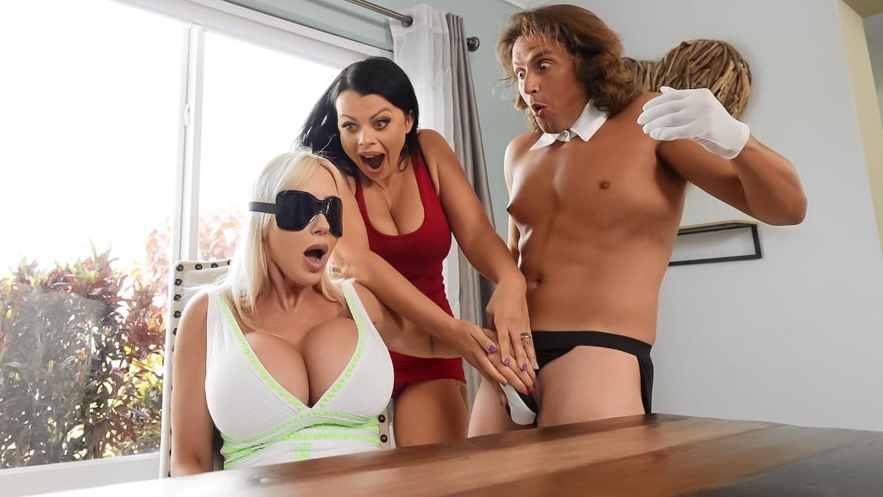 Revenge Fucks Taste Sweeter With Friends, Nadia White, Victoria Lobov, Jay Romero, [RealityKings]