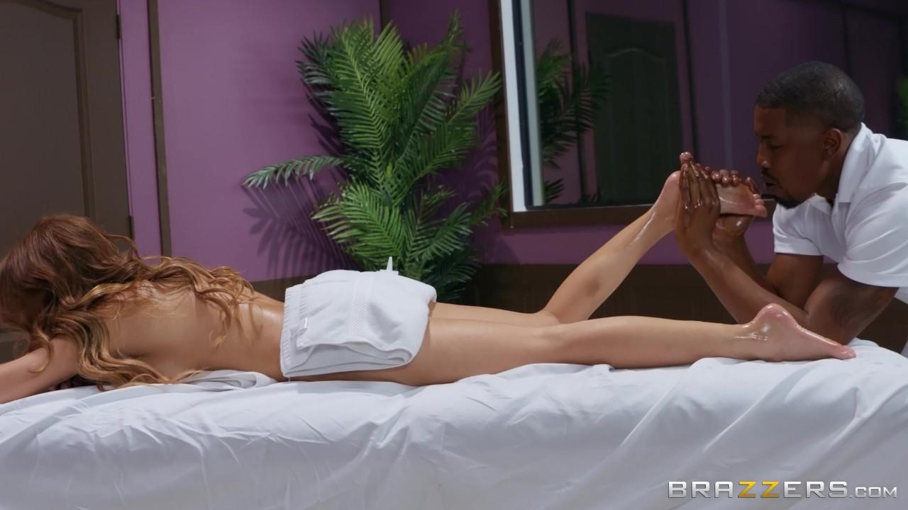 Spa For Horny Housewives 2, Megan Rain, Isiah Maxwell, [Brazzers]