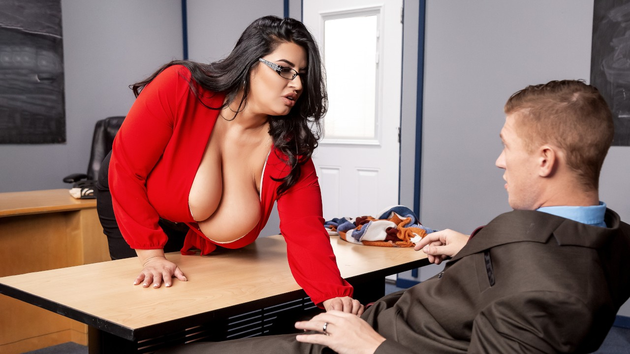 Disciplinary Action, Sofia Rose, Oliver Flynn, [Brazzers]