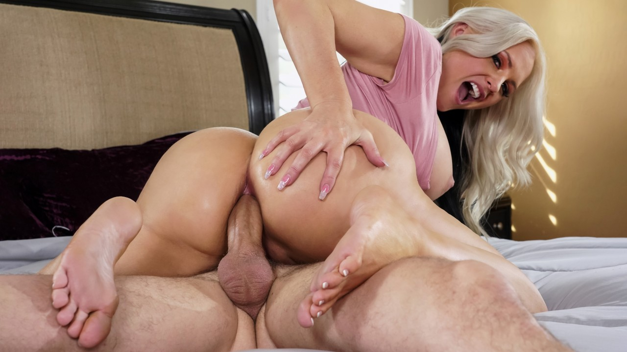 handed anal stretch Two