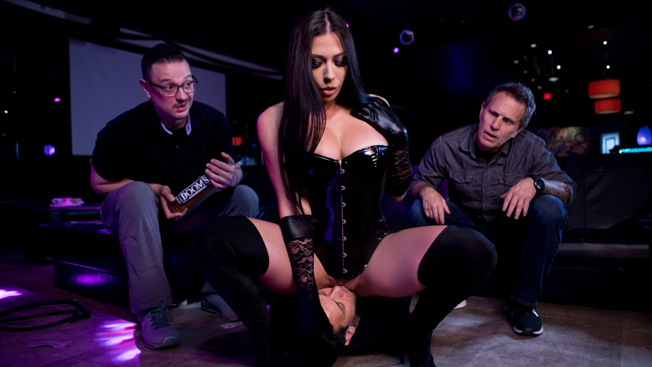 Total Domme-ination, Rachel Starr, Small Hands, [Brazzers]