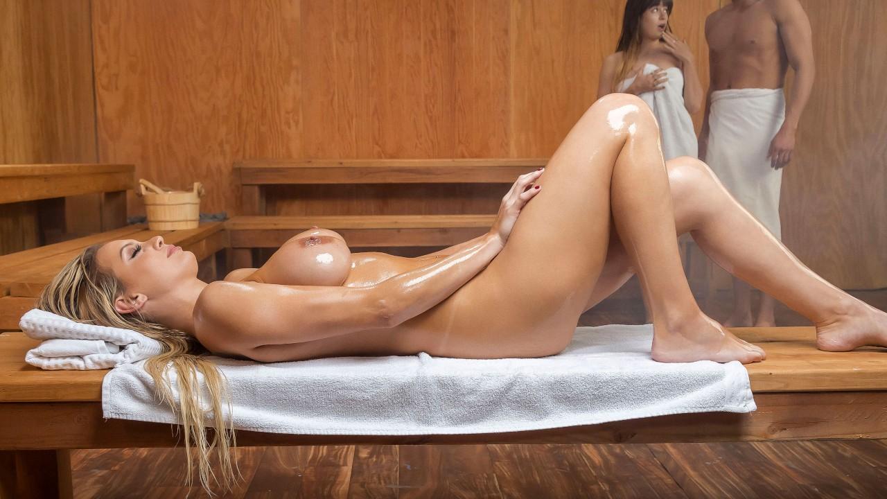 Ass In Heat 2, Kenzie Taylor, Xander Corvus, [Brazzers]