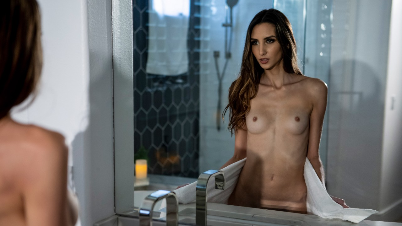 Patience Leads To Pussy, Natalia Nix, Keiran Lee, [Brazzers]