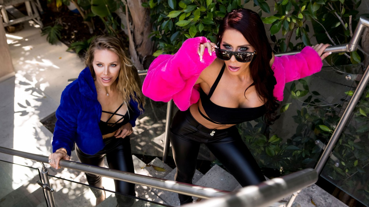 Hot & Horny Homewreckers, Madison Ivy, Nicole Aniston, Keiran Lee, [Brazzers]