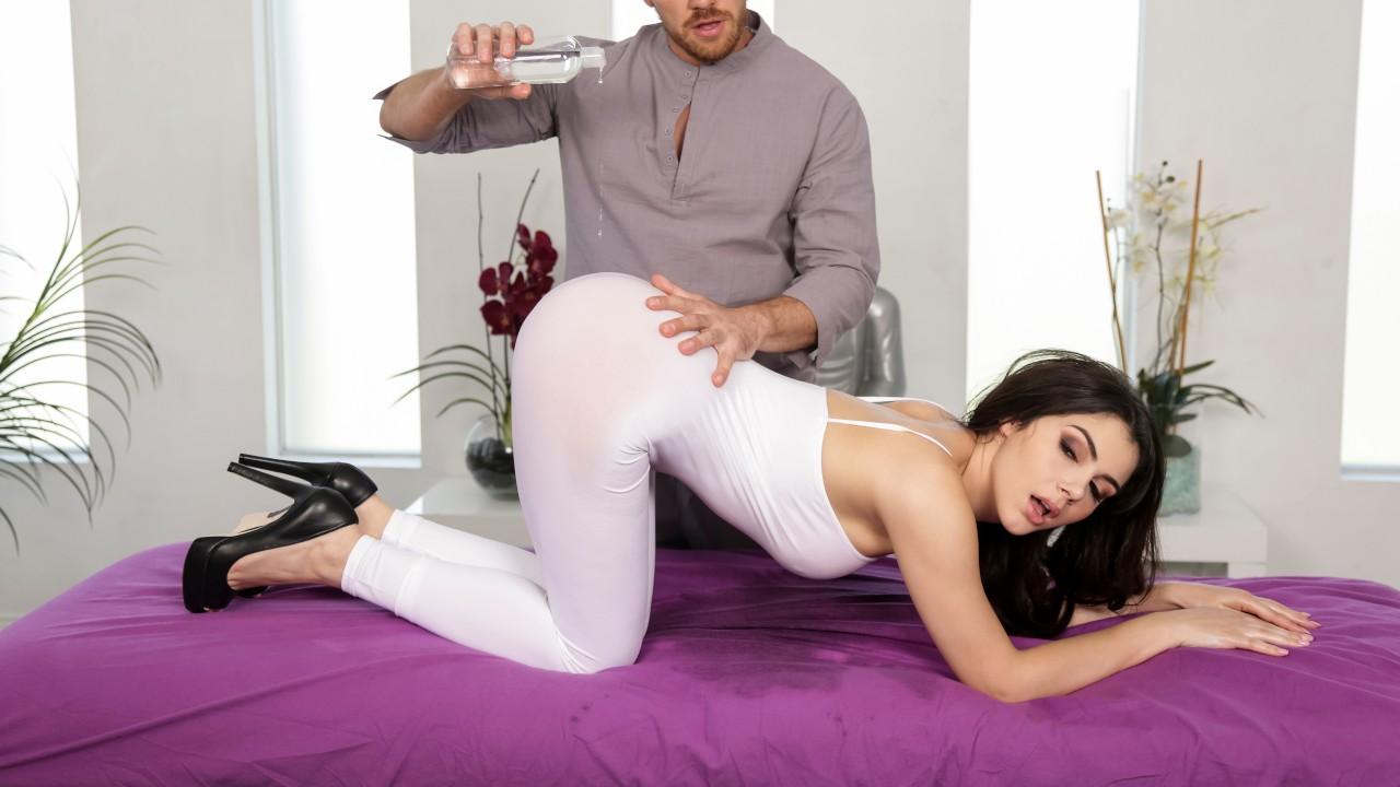 Bodysuit Banging, Valentina Nappi, Kyle Mason, [Brazzers]