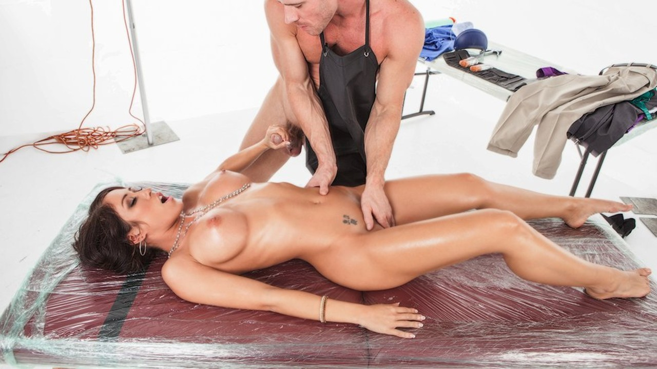 Johnny Sins Keisha Grey