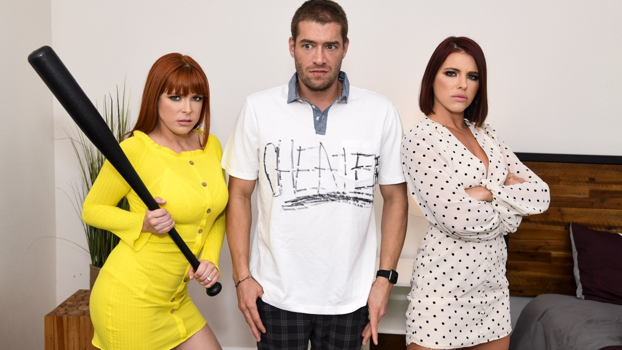 The Malcontent Mistress: Part 1, Adriana Chechik, Penny Pax, [Brazzers]