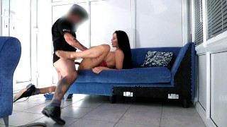 Jasmine Jae Fucks the Copper Again