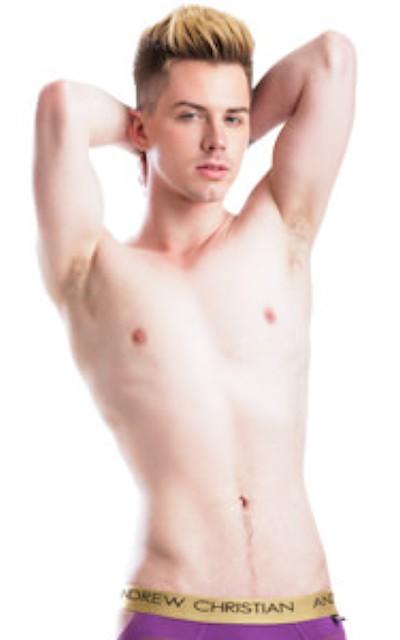 Kyler Ash - Icon Male