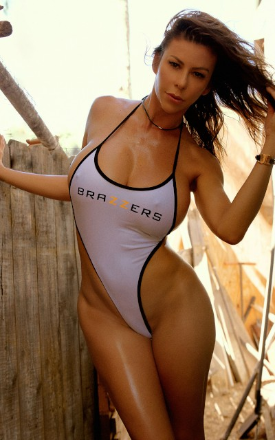 Alexis Fawx - Brazzers Model