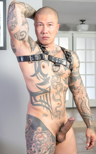 Watch Damian Dragon Have Gay Sex on Cumfu.com - Asian Gay Male
