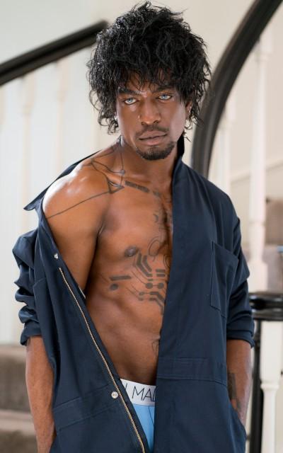 NoirMale model - Jordan Jameson