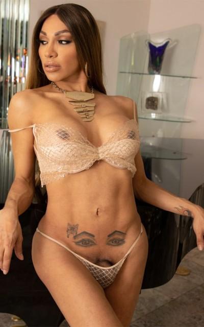 Watch Jessy Dubai Sensual Trans on TransSensual