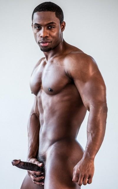 NoirMale model - DeAngelo Jackson