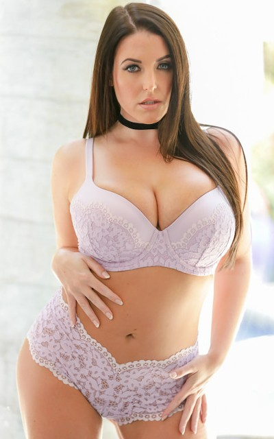 Watch Angela White Official Profile on MileHighMedia