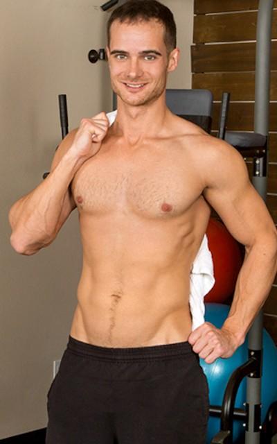 Real Amateur Model Evan Marco
