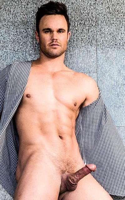 NoirMale model - Beau Reed