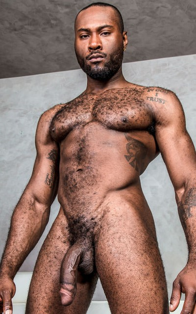 NoirMale model - Noah Donovan
