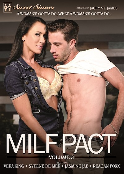 Milf Pact 3 Premium Porn DVD on SweetSinners with Jasmine Jae