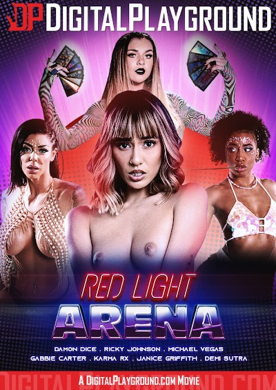 Red Light Arena - Karma Rx, Janice Griffith, Michael Vegas, Damon Dice, Demi Sutra, Ricky Johnson, Gabbie Carter