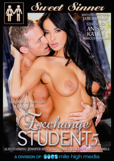Exchange Student #05 Porn DVD on Mile High Media with Anissa Kate, James Deen, Jennifer Best, Jessa Rhodes, Marcus London, Seth Gamble