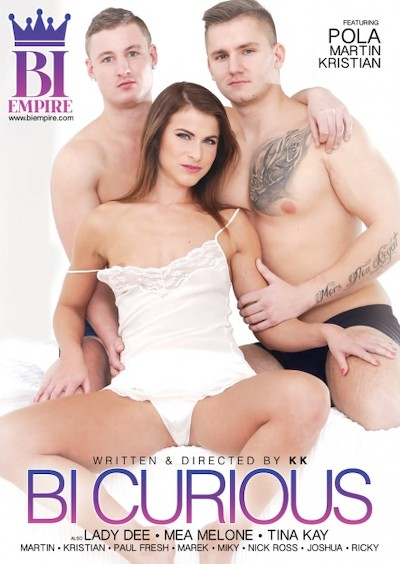 Bi Curious Bisexual Orgy on Bi Empire with Jace Reed
