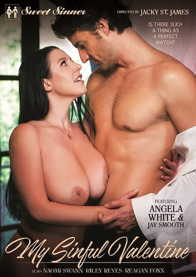 My Sinful Valentine Porn DVD on Mile High Media with Angela White, Jake Adams, Jay Smooth, Nathan Bronson, Ryan Mclane, Reagan Foxx, Naomi Swan, Riley Reyes