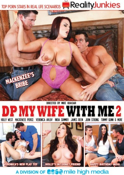 DP My Wife With Me #02 Reality Porn DVD on RealityJunkies with Billy Glide