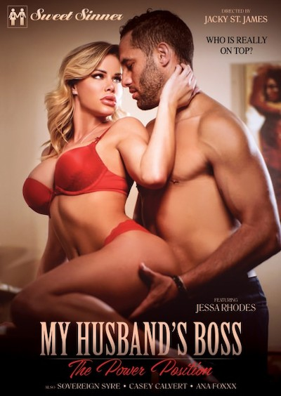 My Husband's Boss Porn DVD on Mile High Media with Ana Foxxx, Casey Calvert, Damon Dice, Isiah Maxwell, Jessa Rhodes, Quinton James, Sovereign Syre