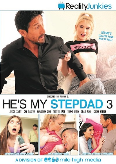 He's My Stepdad 3 Reality Porn DVD on RealityJunkies with Codey Steele