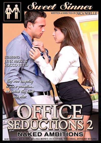 Office Seductions #02 Porn DVD on Mile High Media with Anthony Rosano, Cece Stone, Melissa Monet, Jynx Maze, Julia Ann, Michael Vegas, Rocco Reed