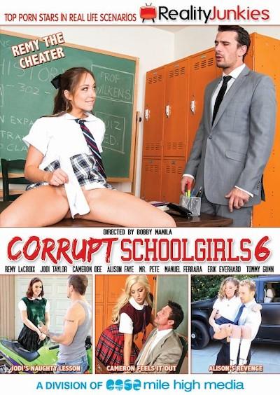 Corrupt Schoolgirls #06 Reality Porn DVD on RealityJunkies with Alison Faye