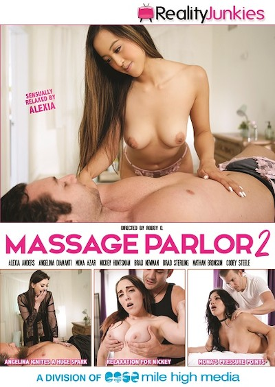 Massage Parlor 2 Reality Porn DVD on RealityJunkies with Brad Newman