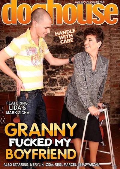 Granny Fucked My Boyfriend Porn DVD on Mile High Media with Izida, Mark Zicha, Merylin, Judita, Marcel Lee, Kamil Klein, Satin Bloom, Regi, Thomas, Lida