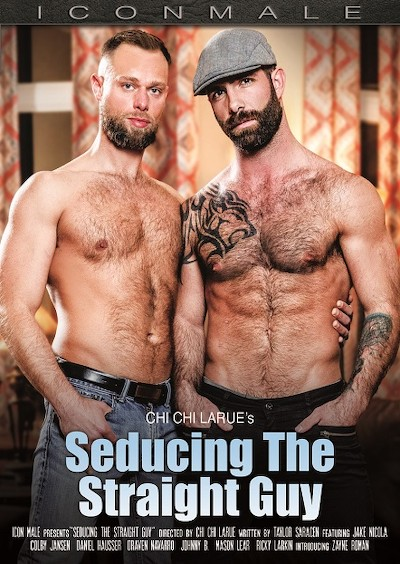 Seducing The Straight Guy - Colby Jansen, Mason Lear, Ricky Larkin, Draven Navarro, Jake Nicola, Daniel Hausser, Johnny B, Zayne Roman