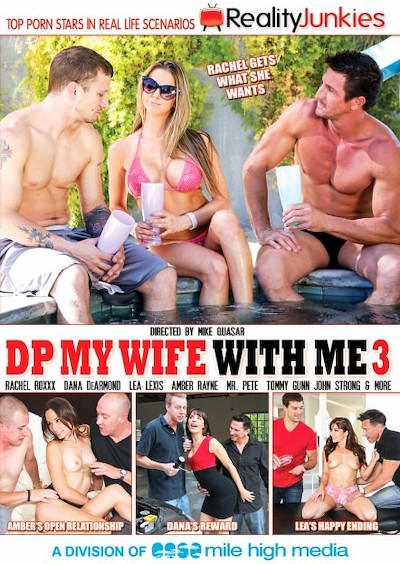DP My Wife With Me #03 Reality Porn DVD on RealityJunkies with Amber Rayne